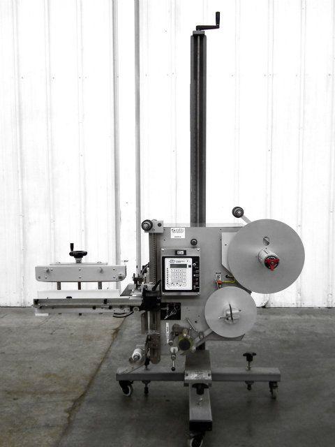 NJM 308VP Outserter Applicator PromoSert Servo