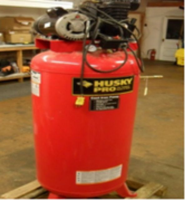 Used Husky Vt631402aj Air Compressor