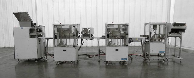 Otari CM-20 Series DVD Packaging Line