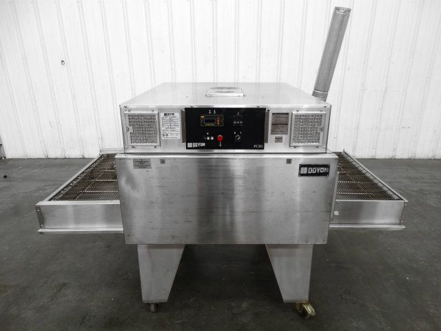 Doyon FC2G Gas Fired Conveyor Oven