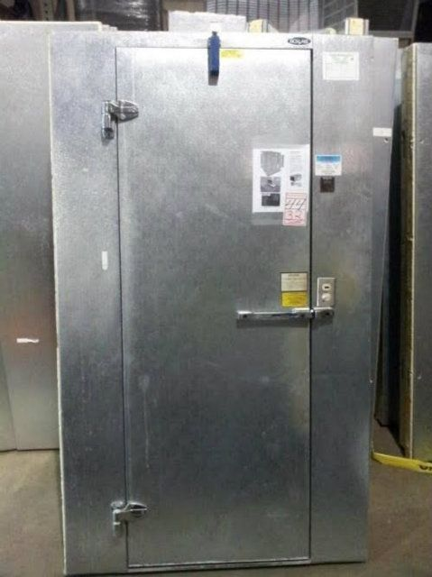 Used Walk In Cooler Freezer Combo