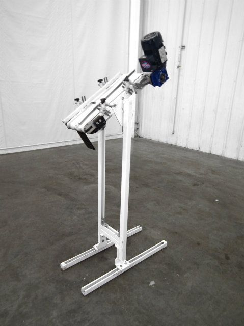 Dorner Low Profile Belt Conveyor 7 In W x 23 In Lg