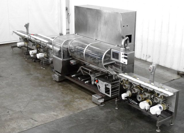 PFM Scirocco Inverted Film Horizontal Flow Wrapper