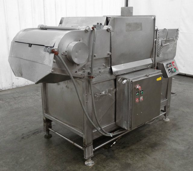 Stainless Steel Hydro Flaker Grinder Mill
