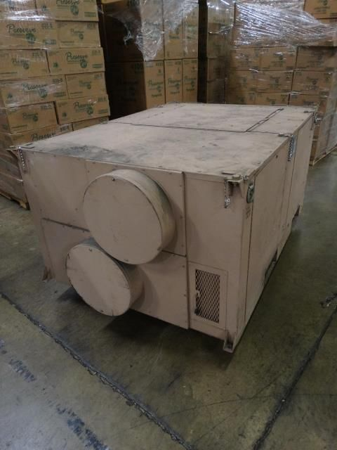 Used Engineered Air Systems A E32c 39 Air Conditioner