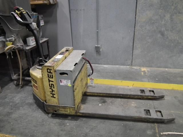 Used Hyster W45XT Pallet Jack on