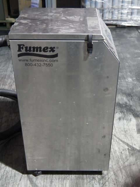 Used Fa2ssd24 Fumex Fa2 Dust Collection System