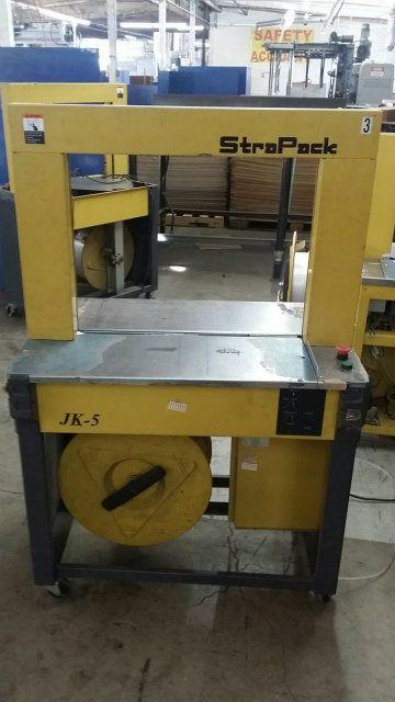 jk 2 strapping machine