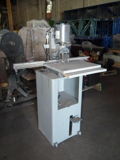Challenge Machinery JF Paper Drill