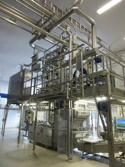 OYSTAR Hassia Aseptic StickPack Machine
