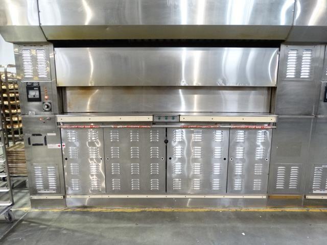 Baxter M800 Revolving Tray Oven