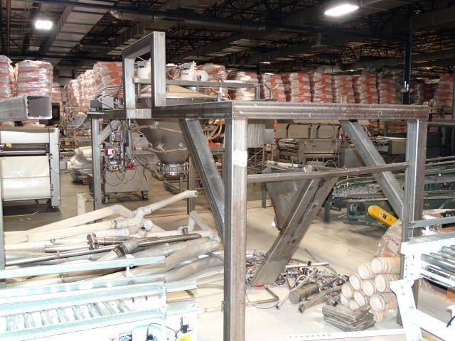 Stainless Steel Scaling Hopper