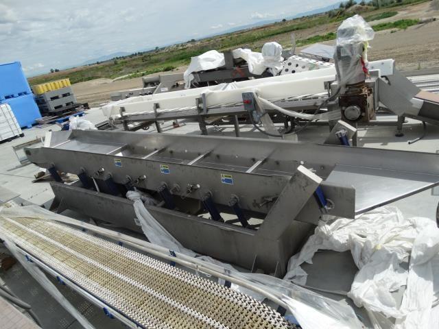 Iso-Flo Vibratory Pan Conveyor 3 Wide x 15 Long