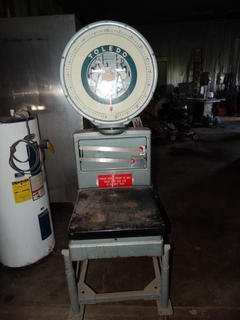 Used Toledo 2081 Scale