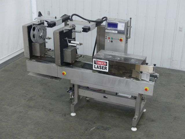 NBI DIGI HI-3600 Weigh Price Labeler