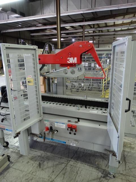 Dsc on 3m Case Sealer Parts