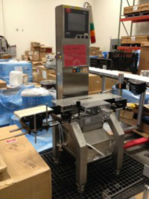OCS HC Digital Check Weigher