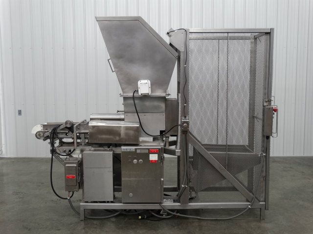 SEM ADS-SD Auger Extruder with Bowl Lift