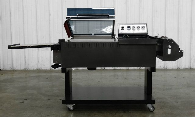 Damark S4 L-Bar Sealer with Shrink Chamber