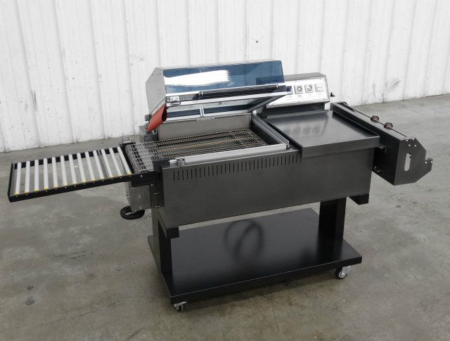 Damark FM-5540A L-Bar Sealer with Shrink Chamber