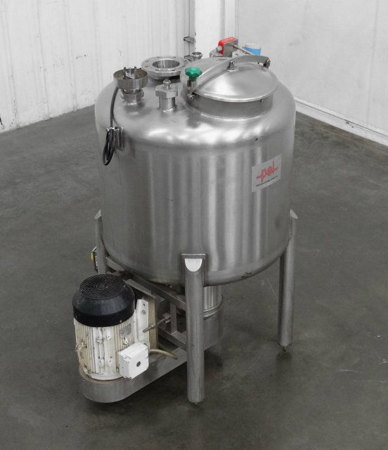 PSI HSD15 200 Gallon High Shear Liquefier Blender