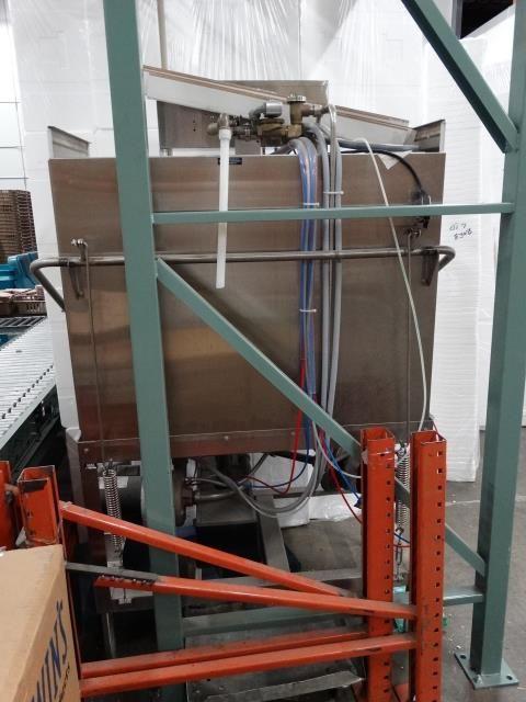 CMA S-B-2 D Chemical Sanitizing Dishwasher