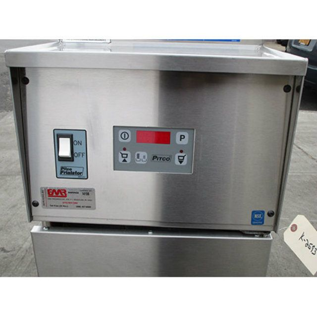 Used Pitco Rte14 Ss Stainless Steel Rethermalizer