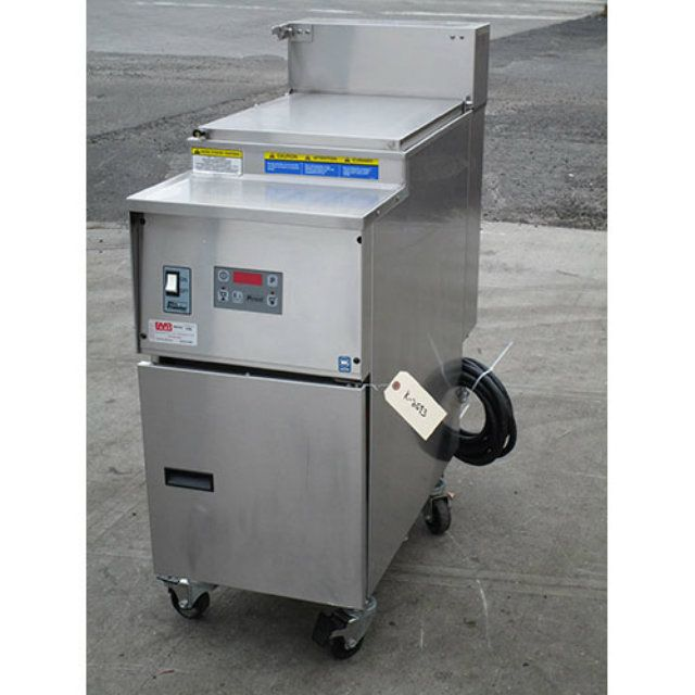 Pitco RTE14-SS Stainless Steel Rethermalizer
