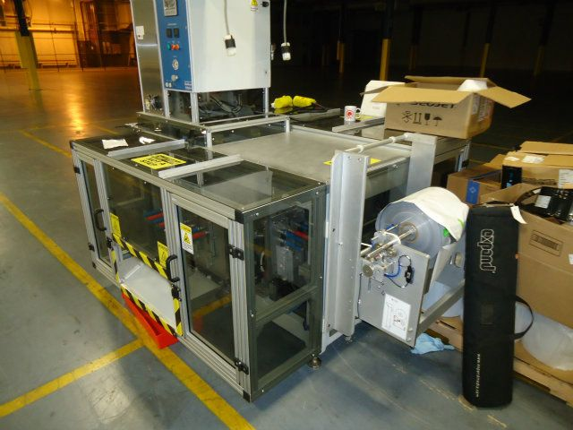 used form fill seal machine