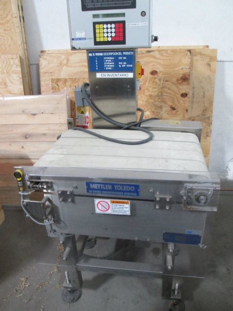 Hi-Speed Checkweigher Chain MICROMATE for Sale 5E7241