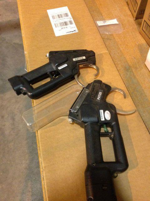 Zip Tie Gun >> Used Panduit PDS Zip Tie Machine with Accessories