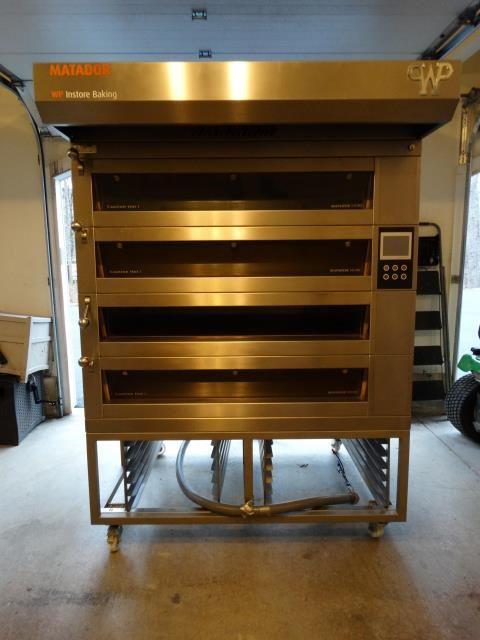 Werner and Pfleiderer Matador Store Deck Oven