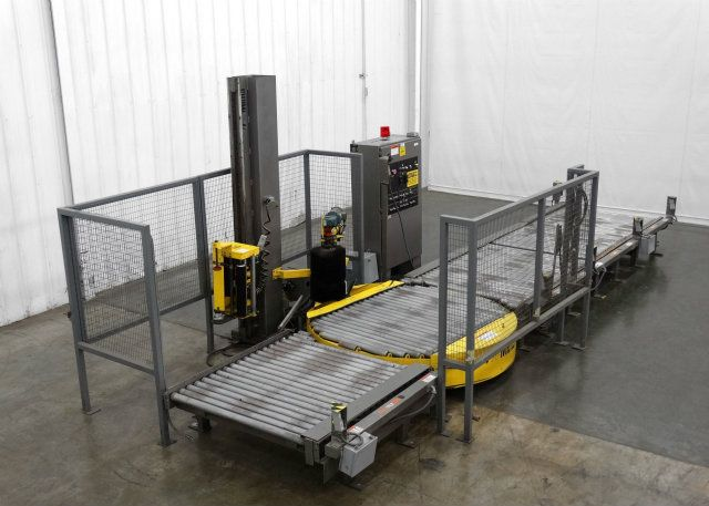 ITW Mima BK5000 Automatic Pallet Stretch Wrapper