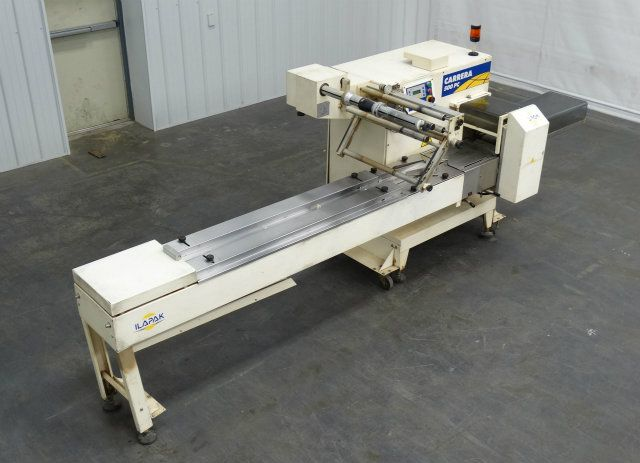 Ilapak Carrera 500PC Flow Wrapper
