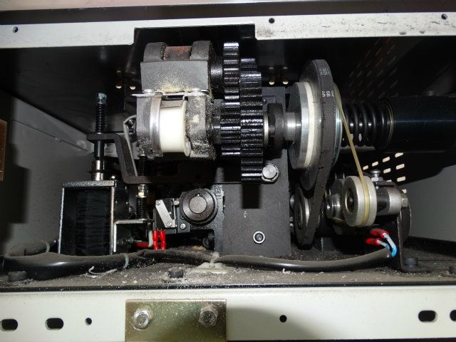 uline poly strapping machine
