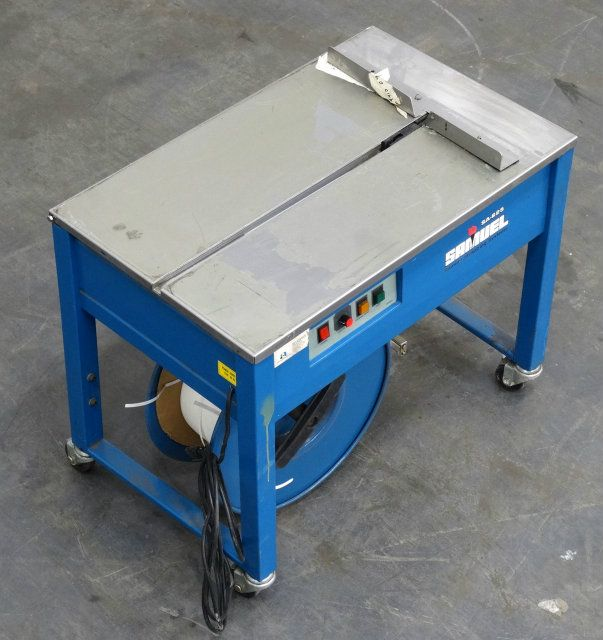 Samuel SA-625 SP-4 Strapping Machine