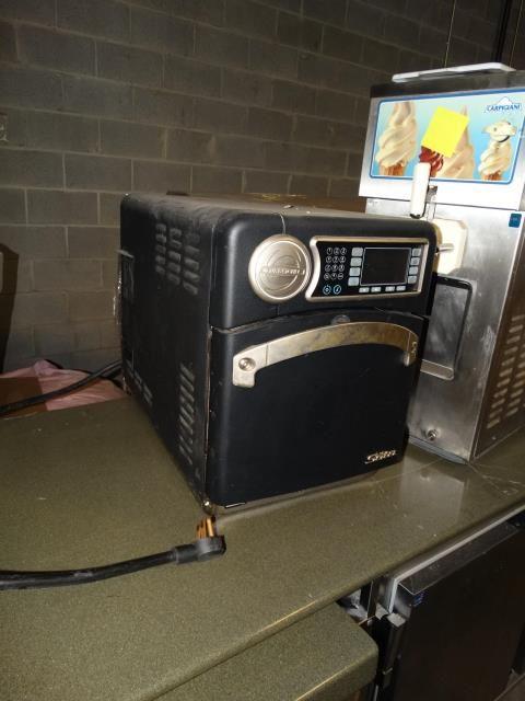 used turbochef sota ngo r rapid cook oven. Black Bedroom Furniture Sets. Home Design Ideas