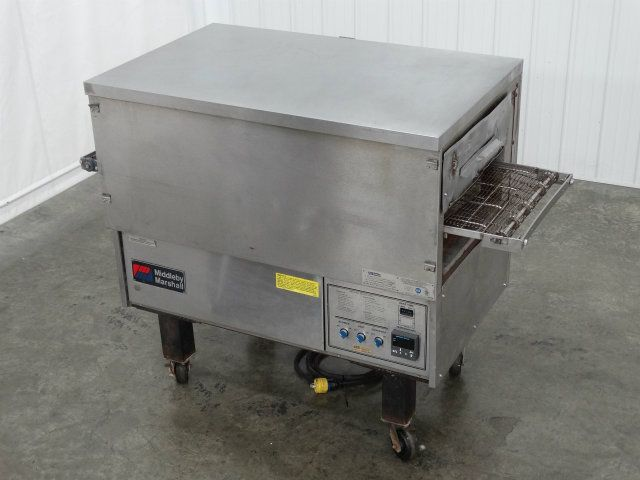 Middleby Marshall PS314 Gas Conveyor Oven