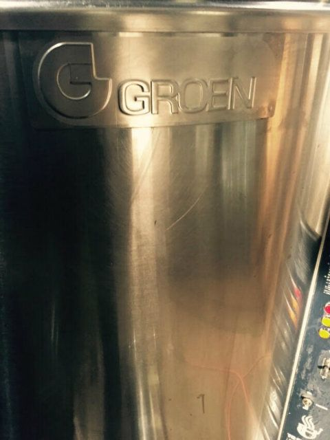 Groen AH1E80 80 Gallon Kettle