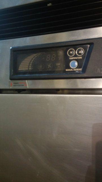 Used Mfs 49nm Maximum Freezer Turbo Air Msf 49nm Maximum
