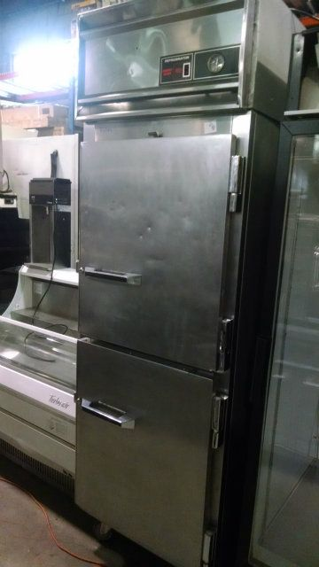 Used Ra 1d S7 Hd Victory Refrigerator