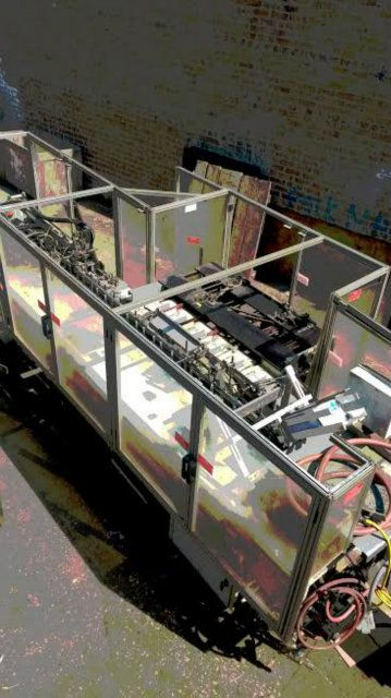 Bivans 62A Automatic Horizontal Glue Cartoner