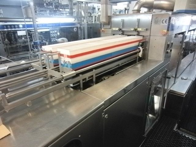 Used SIG Combibloc 307 Aseptic Brick Form Fill Seal