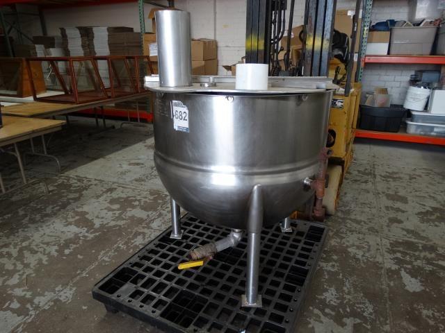 Lee Industries 100D 100 Gallon Kettle
