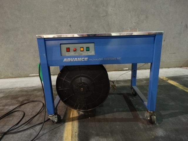 Advance Packaging Systems SP-4 Strapping Machine