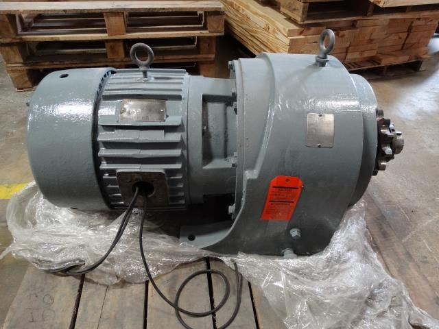 General Electric 15 Horse Power Electric Motor