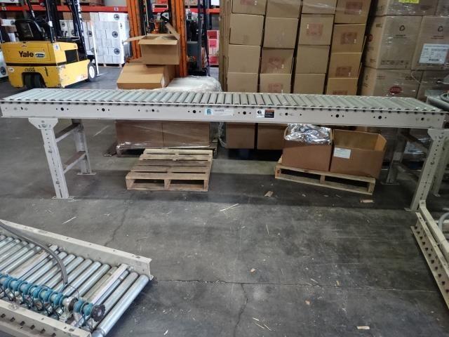 TGW XenoRol Lineshaft Roller Conveyor