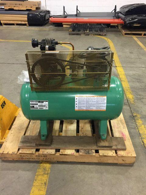 Used 4b234d Speedaire 30 Gallon Air Compressor