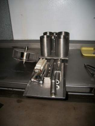 used tamale machine