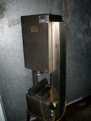 BESCO Model 31 Electric Tamale Machine